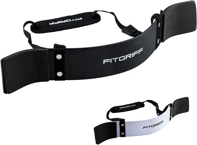 Fitgriff izolator bicepsow Biały nowy Trenazer BICEPSOW Tanio wysylka