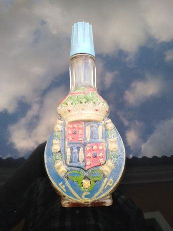 garrafa futebol clube porto taça Portugal 55/56