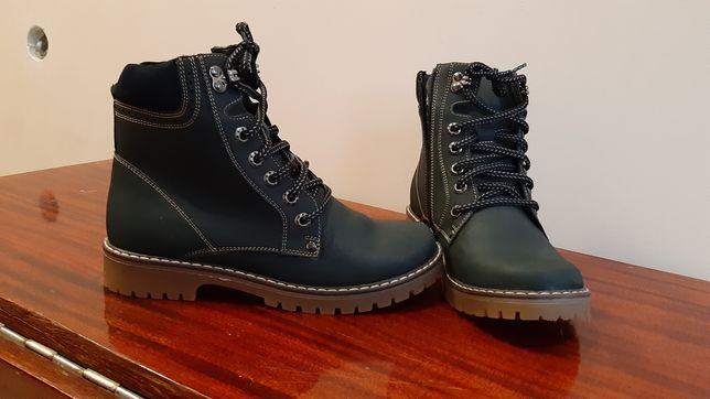 Ботинки зимові 38 розмір