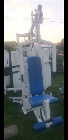 Maszyny Wyposazenie silowni Hes olymp