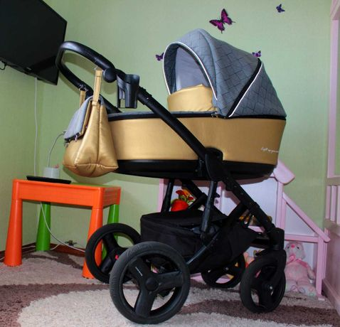 Детская коляска Bexa Fresh 2 в 1