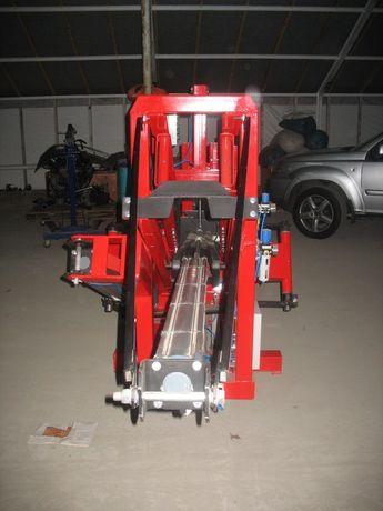 Maszyna do pakowania opon. Dublerka do opon