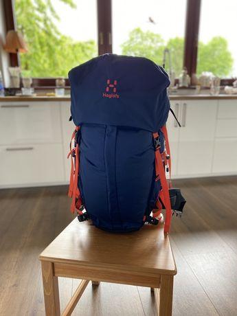 Plecak Haglofs ROC Summit 45 Tarn Blue M-L ; nowy ; skiturowy