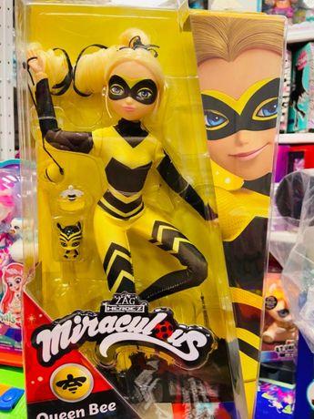 Кукла Леди Баг и Супер Кот S2 - Квин Би 26 сm Оригинал