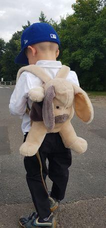 Plecak piesek dla dziecka