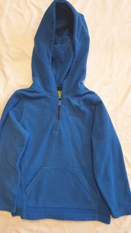 Bluzka polarowa z kapturem Mountain Warehouse 122cm