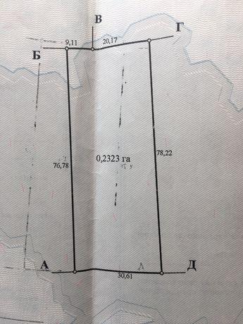Продаж земельної ділянки в с.Тишковичі біля м. Нововолинськ