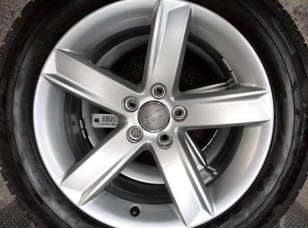 Koła Alu felgi Opony zimowe alufelgi 17 AUDI 5X112 R17 Audi A5 A6 A3