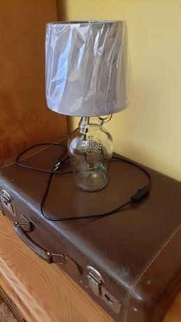 Lampa/lampka rękodzieło