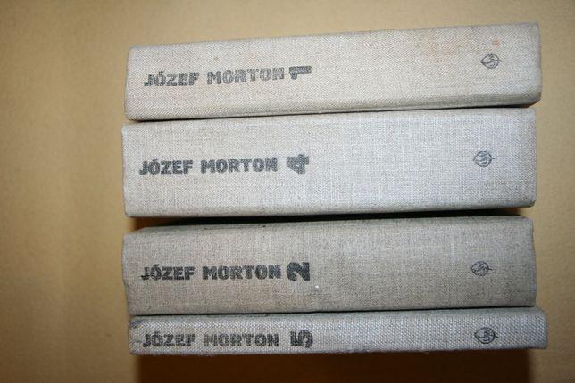 Dzieła Wybrane - Józef Morton tom.I, II, IV, V