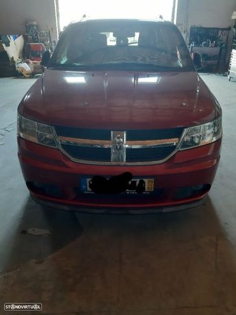 Dodge Journey 2.0 CRD SXT ATX
