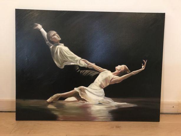 Картина Балет 100*85 см