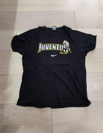 Koszulka czarna Juventus Nike rozmiar L