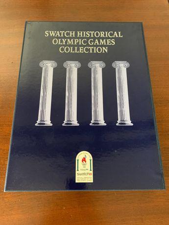 Relógios Swatch Jogos Olimpicos 96 edição limitada NOVO