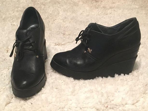 Ботинки 40 р.