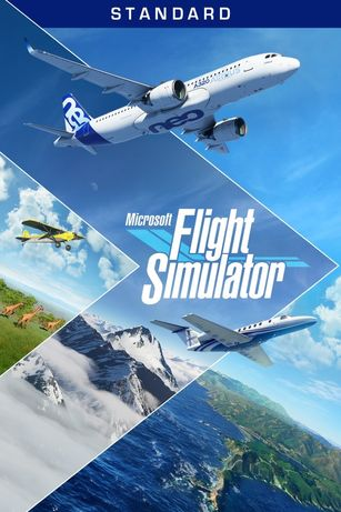 Microsoft Flight Simulator  (Цифровой код)