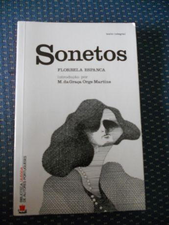 Sonetos de Florbela Espanca