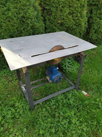 Krajzega piła stołowa pilarka  aluminiowy blat