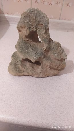 Skałka do akwarium - kamień naturalny