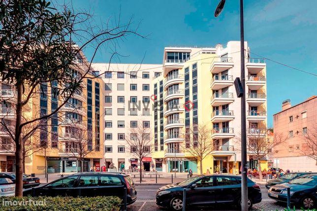Parqueamento no centro de V.F.Xira