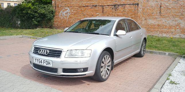 Audi A8 D3 3.0TDI ASB