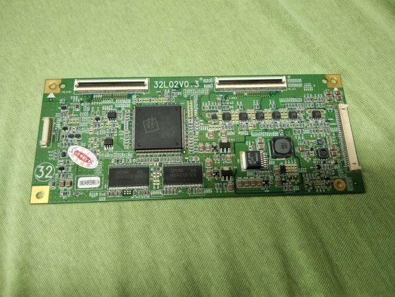 Placa T-Con Samsung 32L02V0.3
