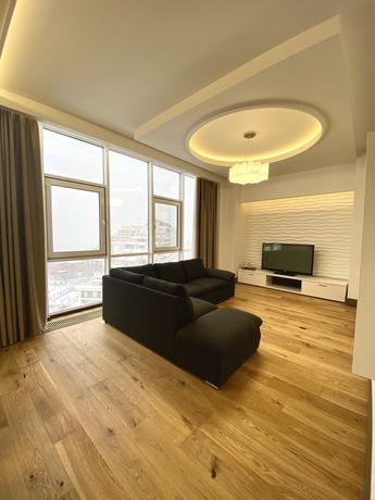 Роскошная 3 ком. Квартира с панорамой моря Аркадия