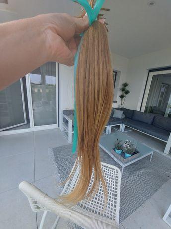 Włosy dziewicze blond