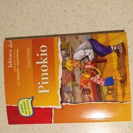 Lektura Pinokio Nowa!!