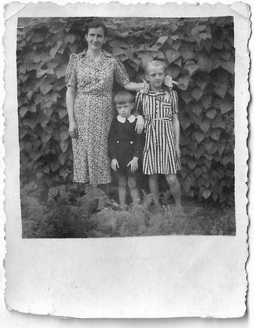 Stare zdjęcia fotografie Dąbrowa Górnicza 1934