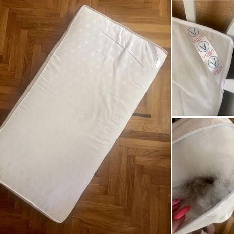 Детский матрас на кроватку Верес 120*60 см