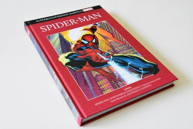 Superbohaterowie Marvela Spider-Man