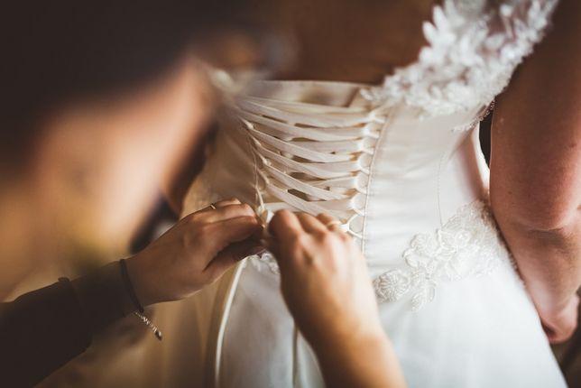 Suknia Ślubna Fantazja