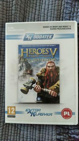 Gra Heroes V kuźnia przeznaczenia