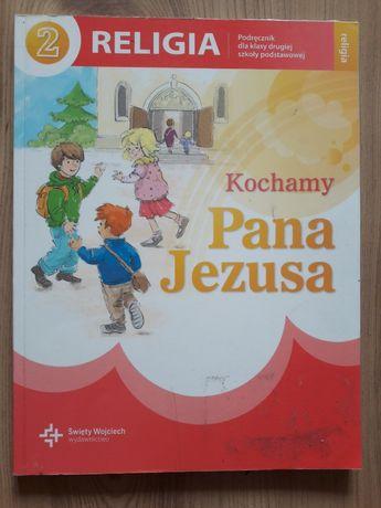 Podręcznik do religii 2 Kochamy Pana Jezusa, wydawnictwo Św. Wojciech