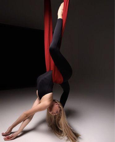 Гамаки для йоги, стрейтчинга