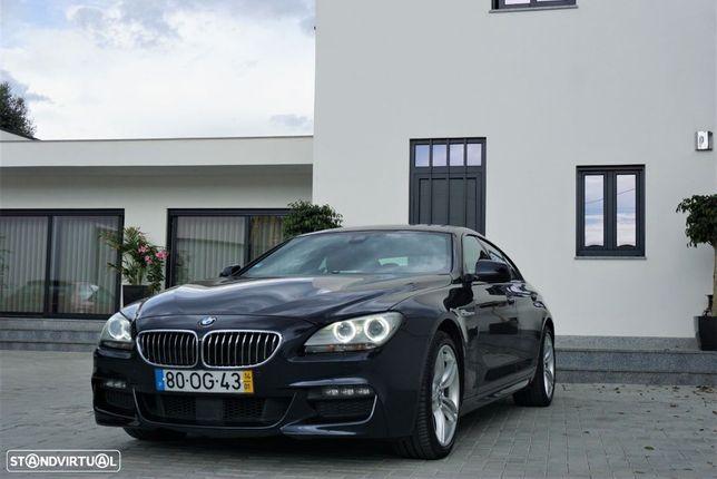 BMW 640 Gran Coupé d Pack M