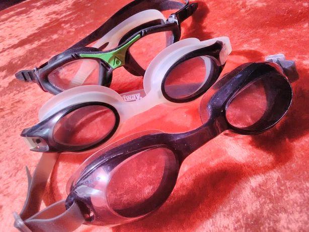 Очки плавательные для детей.