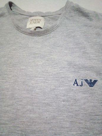 Koszulka dla chłopca Armani junior 128