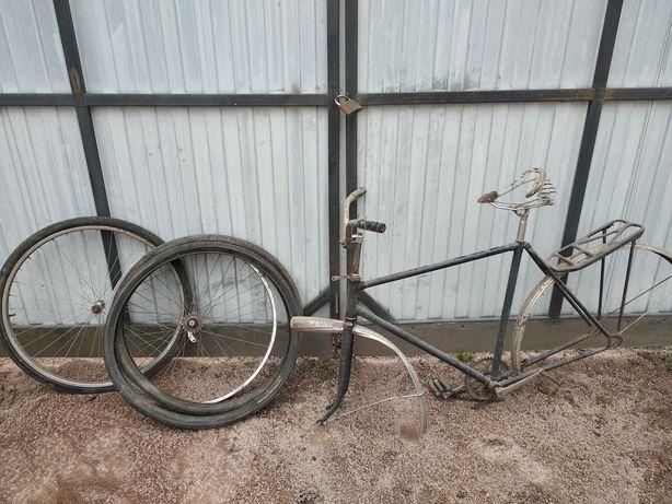 Запчастини до велосипеда