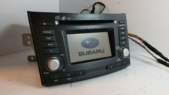 Subaru Legacy OUTBACK Radio Cd MP3 BT NOWE EU