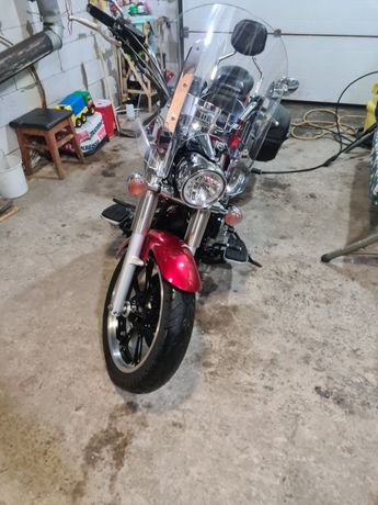 Yamaha Midnight Star XVS 950A