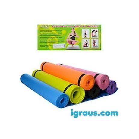 Йога мат коврик для фитнеса