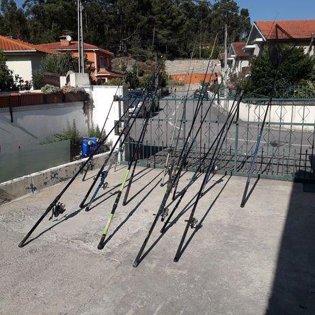 Vendo canas de pesca