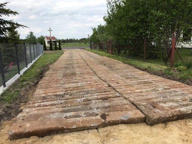 Podkłady betonowe