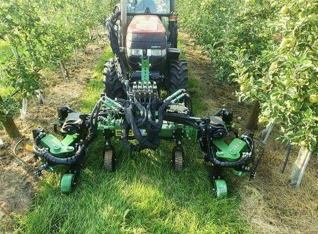 Pielnik sadowniczy, ekopielnik, opielacz podkoronowy frez aktywny