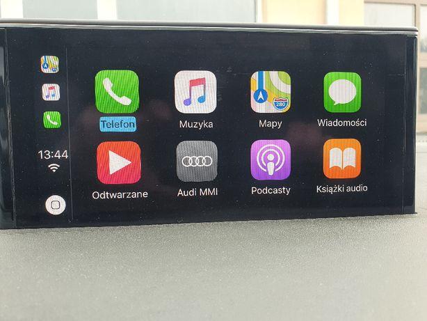 Audi Smartphone Interface, fullLink, Apple CarPlay AUDI Q7 4H, Q5 A6