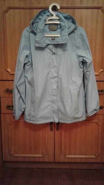 Куртка туристично-лижна блакитна