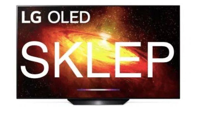 OLED LG 55BX6 4K UHD HDR Al ThinQ Dolby Atmos Vision smart wi-fi VESA