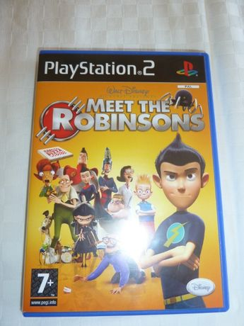 PS2 - Meet the Robinsons
